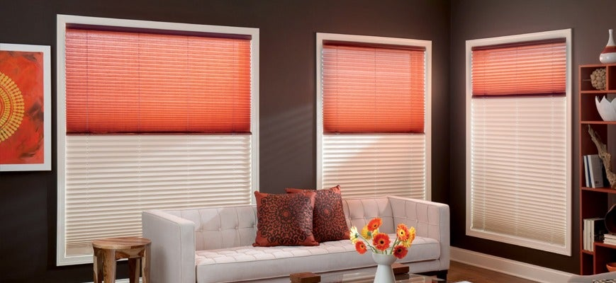 Blinds That Block Out Light and Heat