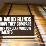 Faux Wood Blinds and How They Compare To Other Popular Window Treatments