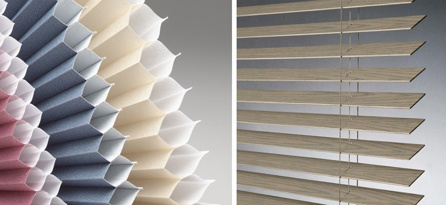 Faux Wood vs Cellular Shades