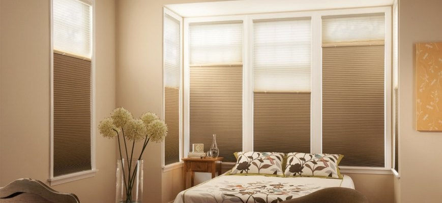 Day Night Cordless Cellular Shades