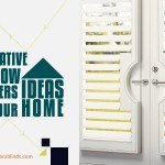 Innovative Window Shutters Ideas For Your Home