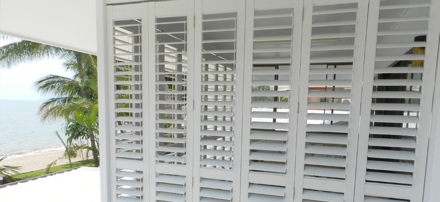Exterior Shutters and Shades