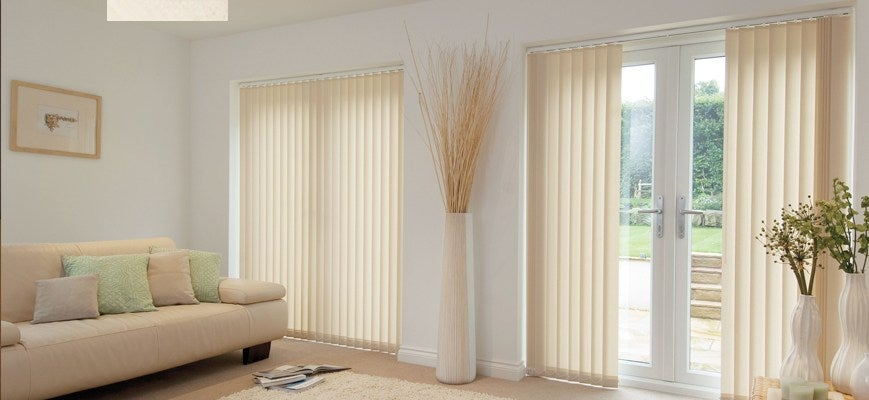 how to accurately measure for sliding patio door blinds. Black Bedroom Furniture Sets. Home Design Ideas