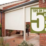 5 Tips on Choosing the Right Outdoor Blinds for Your Porch