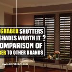 Are Graber Shutters And Shades Worth It? A Comparison Of Graber To Other Brands