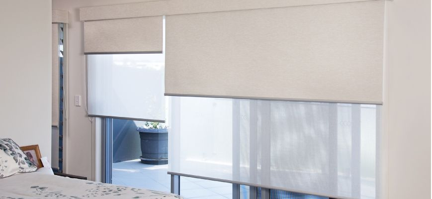 Dual Roller Shades For All Seasons