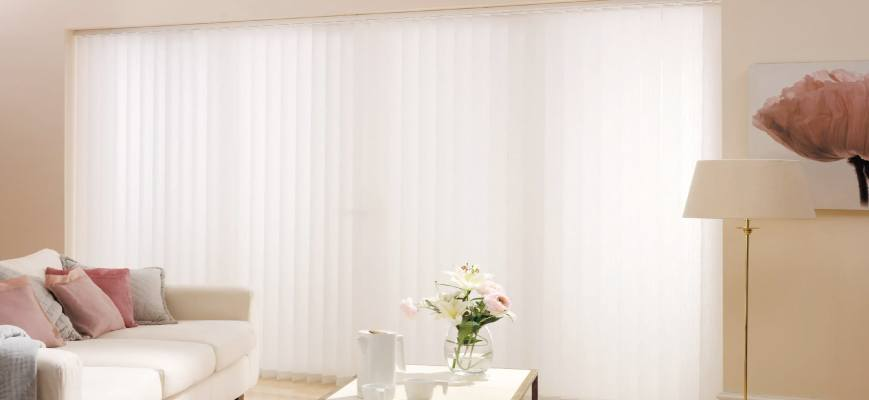 Heavy Duty Vertical Blinds