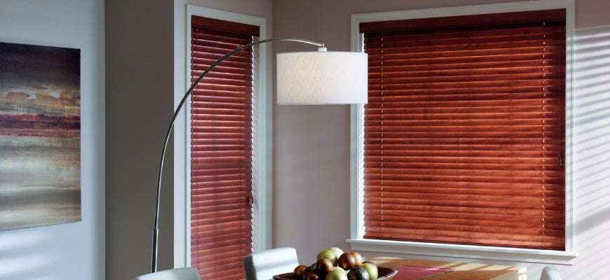 Real Wood Blinds For All Seasons