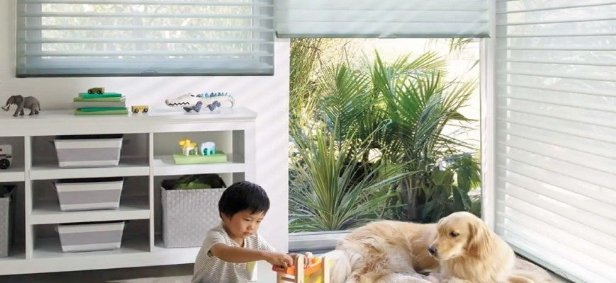 Child Safety Window Treatments