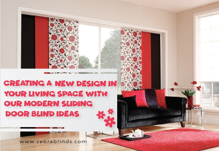 A New Design In Your Living Space with Modern Sliding Door ...