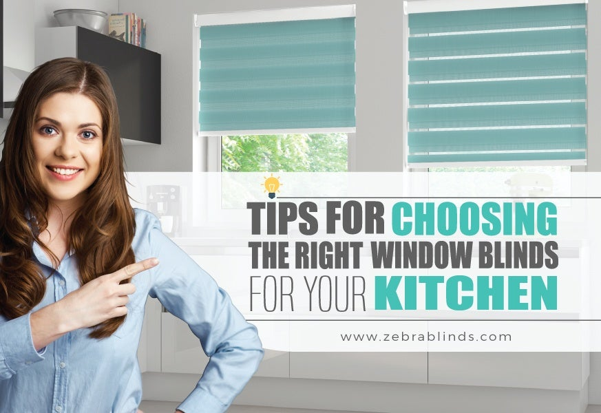 Best Type of Blinds for kitchen
