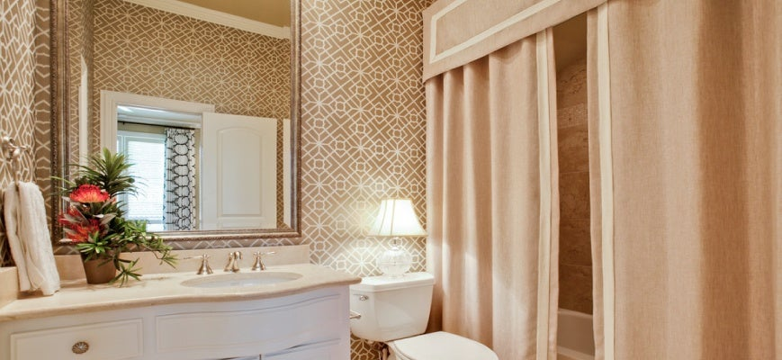Curtains with Simple Valances
