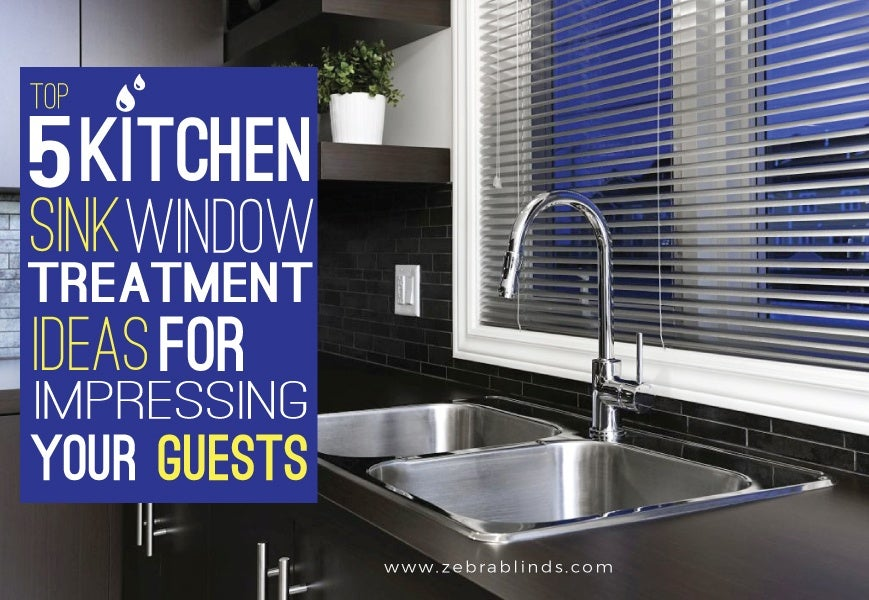 Modern Kitchen Window Treatments