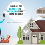 What Are The Benefits of Installing Smart Home Blinds?