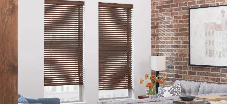 Vinyl Window Treatments