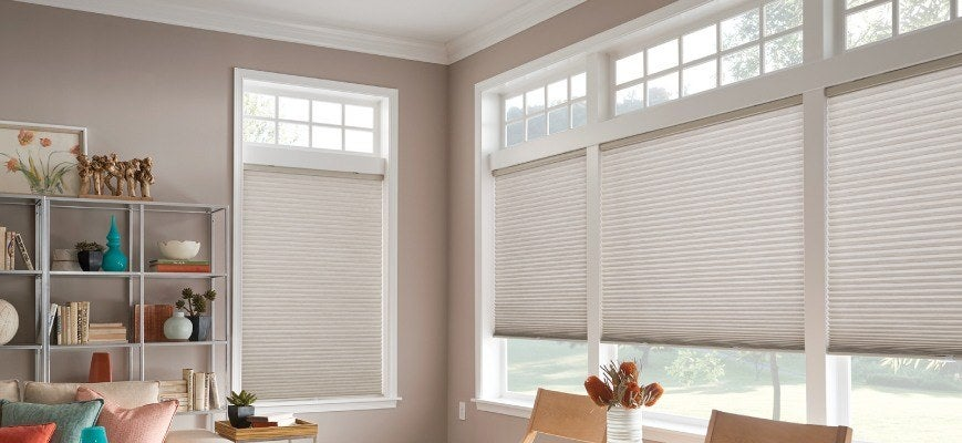 Blackout Shades - Pleated/Cellular Shades