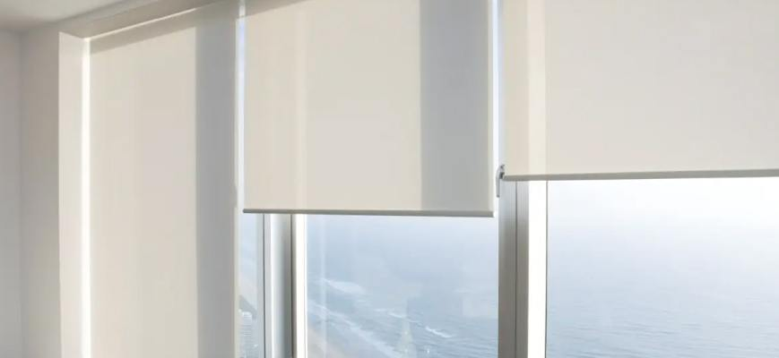 Cordless Roller Blinds