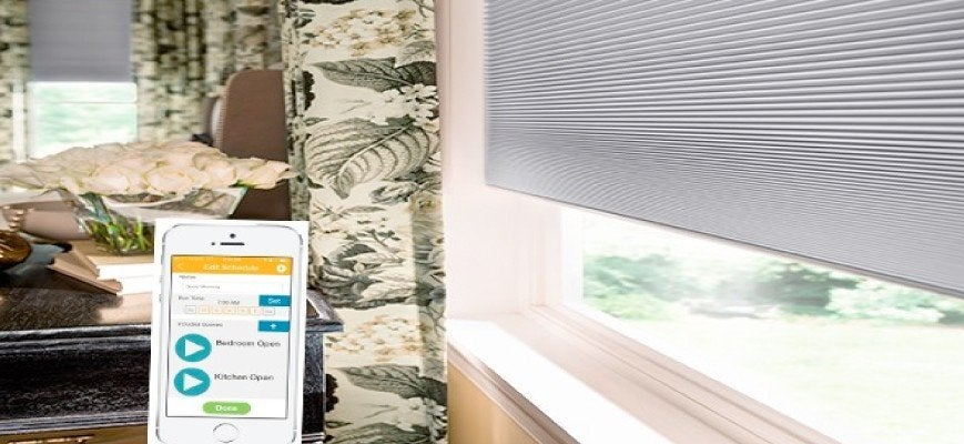 Graber Blackout Virtual Cord Cellular Shades