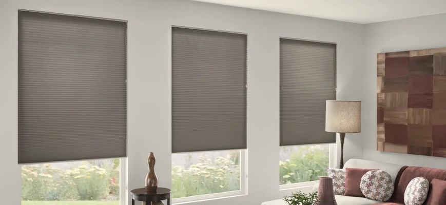 Graber Light Filtering Cellular Shades