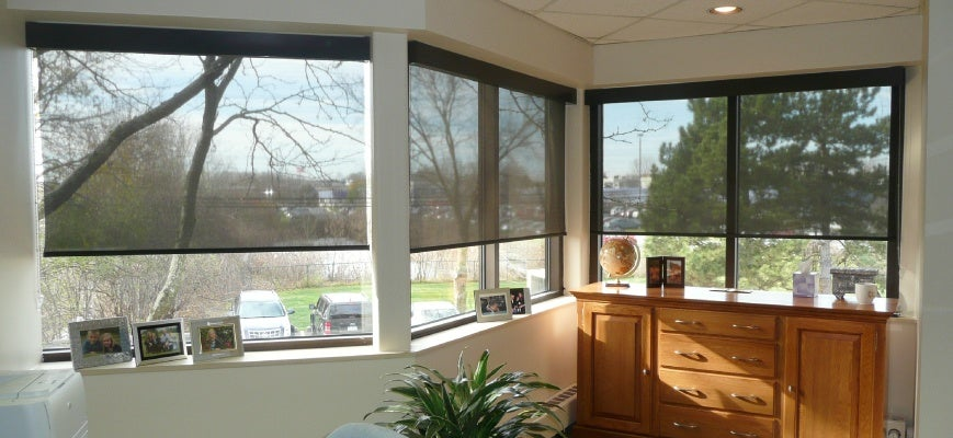 Roller And Solar Shades