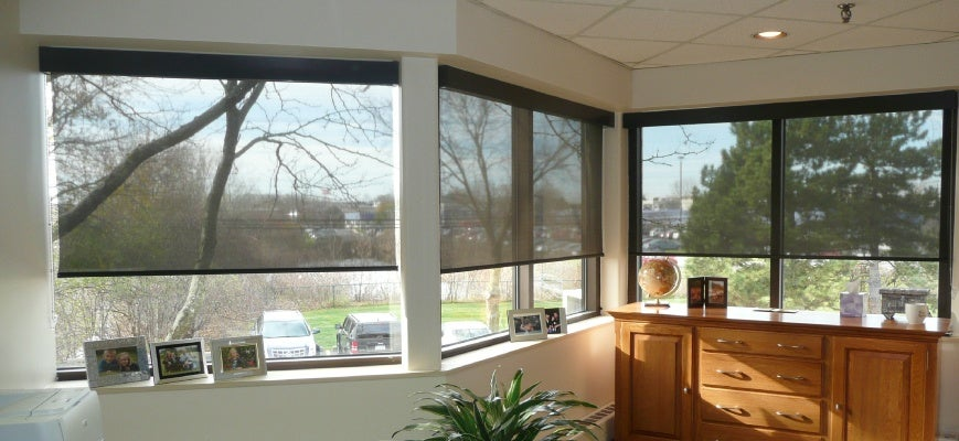 Roller Solar Window Treatments
