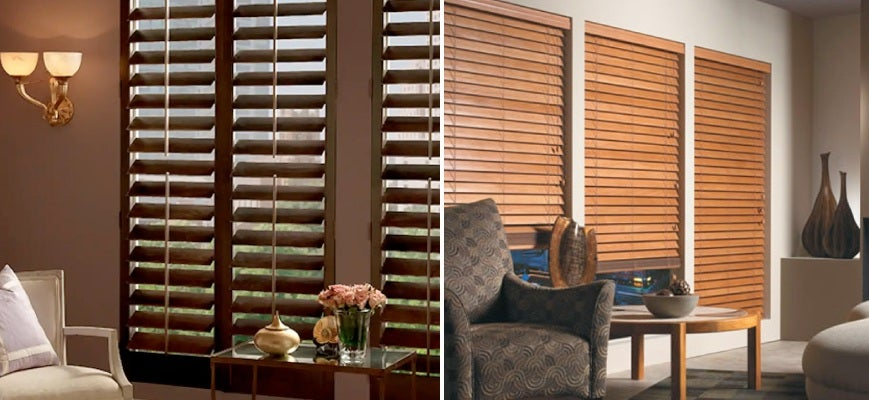 Graber Traditions Wood Shutters