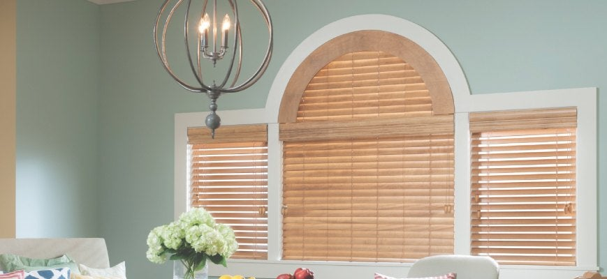 Vertical Blinds For Palladian Window Shelves