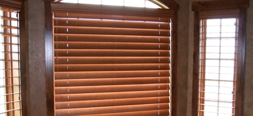 Wood Composite Blinds