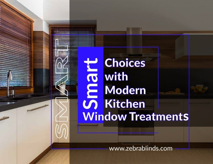 Smart Kitchens And Blinds