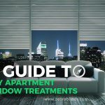 A Guide To City Apartment Window Treatments