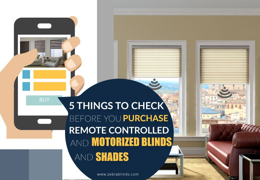 Z Wave Motor For Blinds