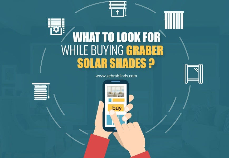 Graber Solar Blinds And Shades