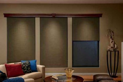 Motorized-Roller-Shades - ZebraBlinds.com
