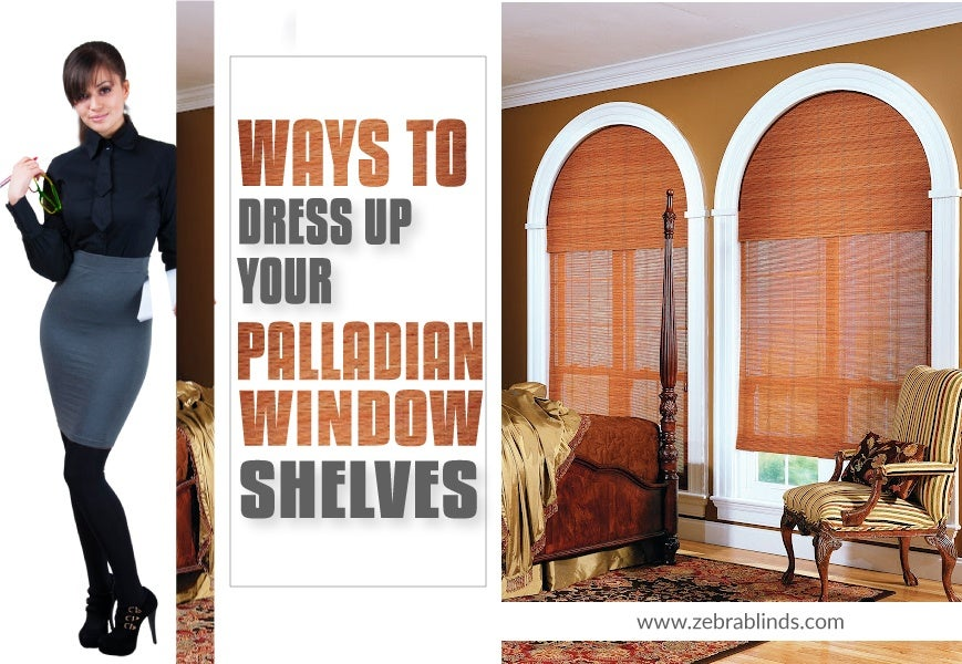 Palladian Window Shelves