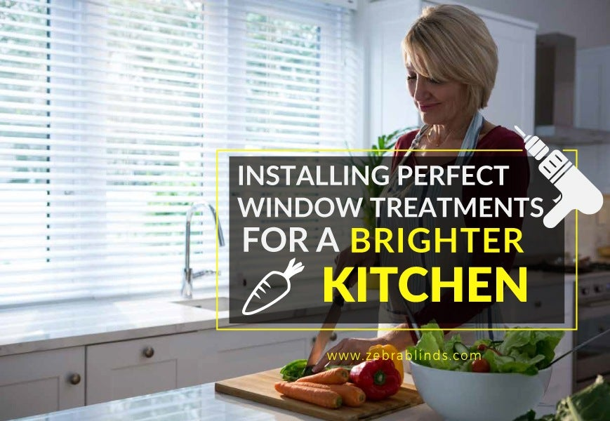 Window Treatments For Kitchens