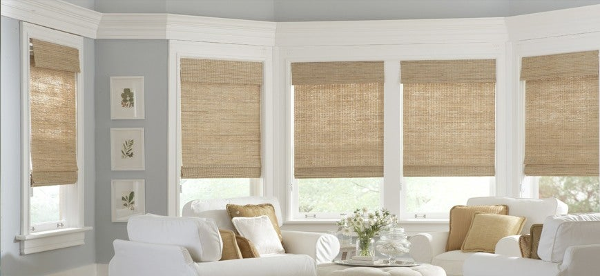 Natural Window Shades