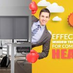 Effective Window Treatments For Combating Heat