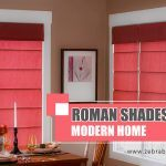 Roman Shades For The Modern Home