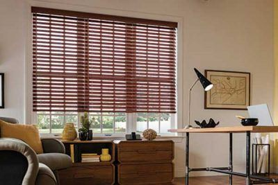 Faux wood Blinds-Zebrablinds.com