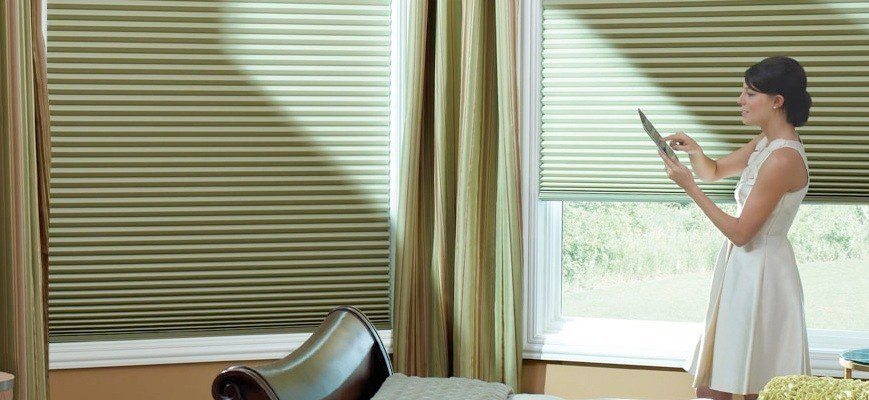 Smart Motorized Window Treatments