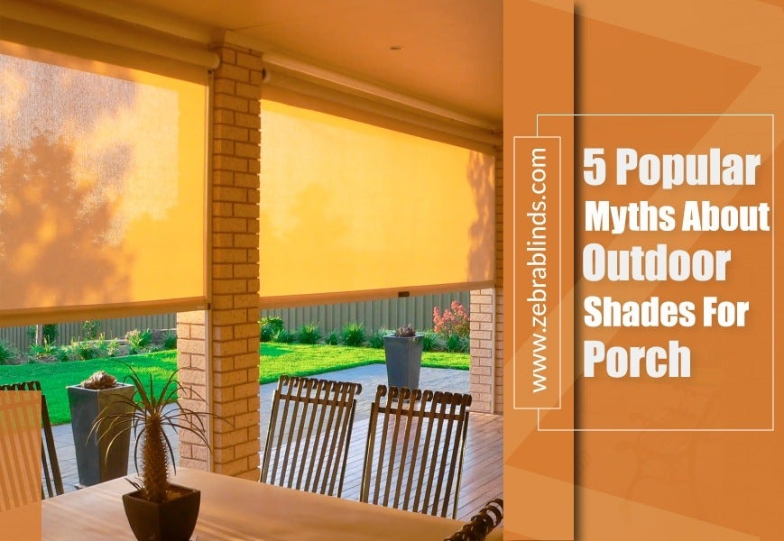Roll Up Blinds For Porch