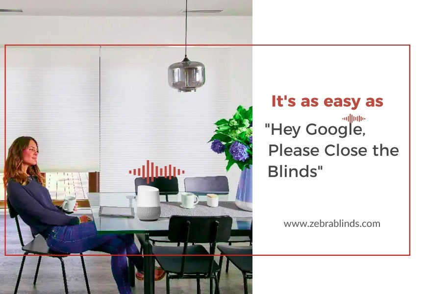 Blinds That Work with Google Home -