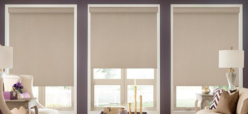 Virtual Cord Z-Wave Roller Shades