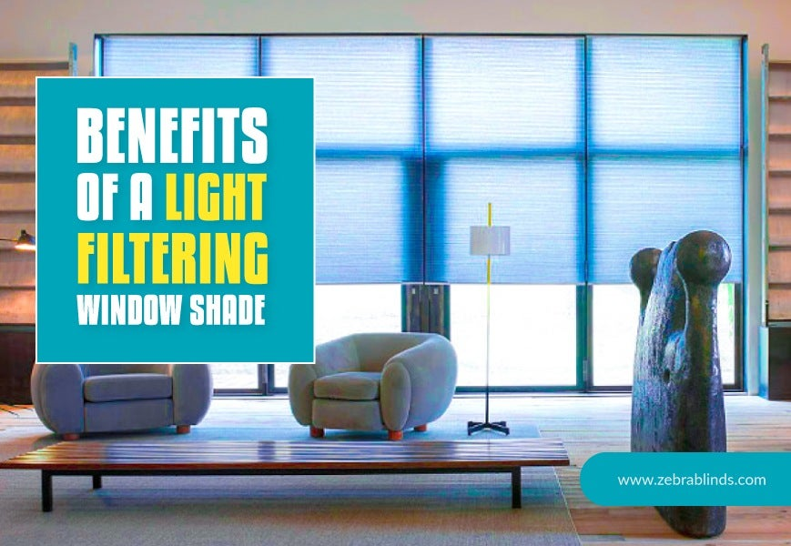 Light Filtering Window Shades And Blinds