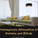 Contemporary Alternatives to Curtains And Blinds