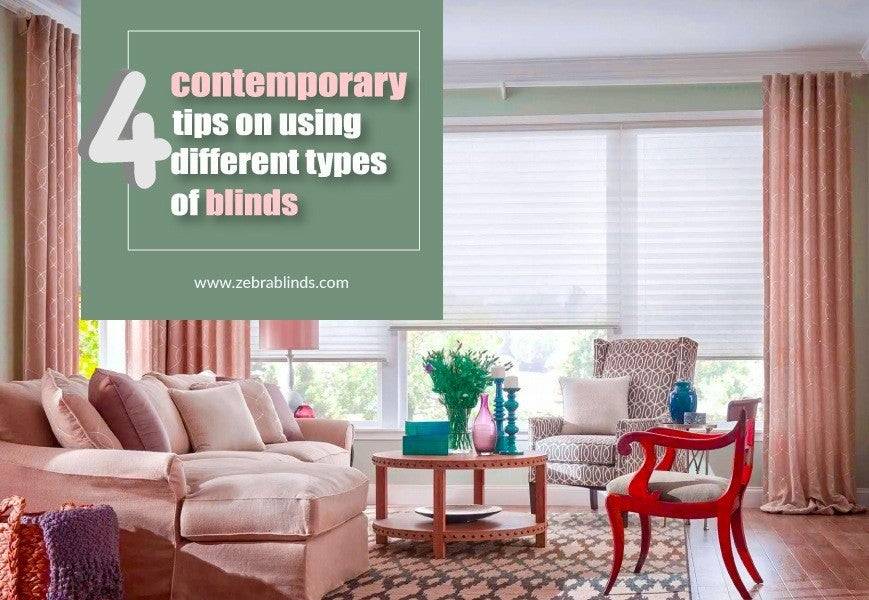Mixing Different Types Of Blinds