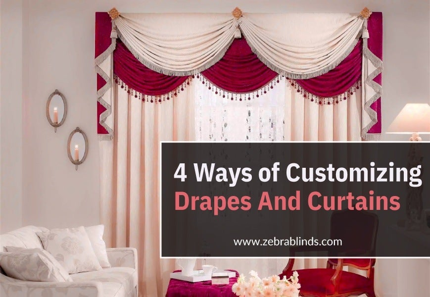 Custom Drapes And Curtains