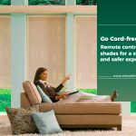 Go Cord-Free: Remote Control Window Shades For a Sleeker Look And Safer Experience
