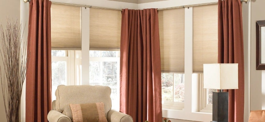 Light Filtering Pleated Shades
