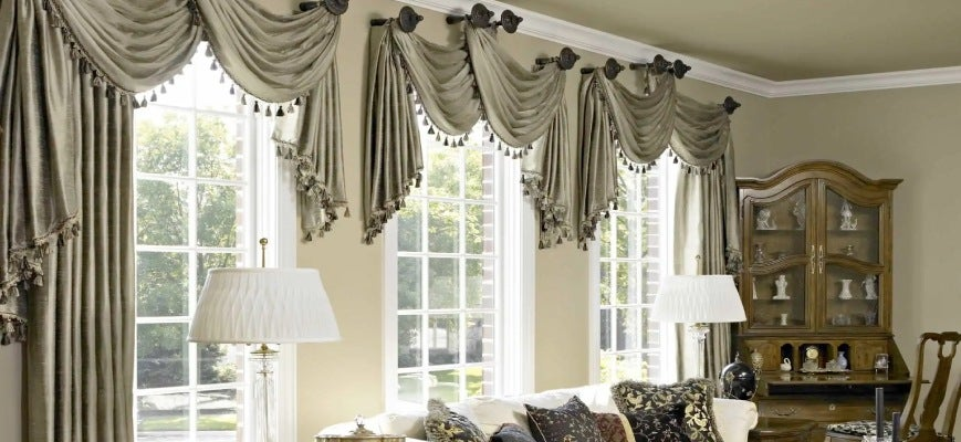 Drapery Window Treatments